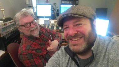shawn wilson n me feb18 2019 about iowa stage show