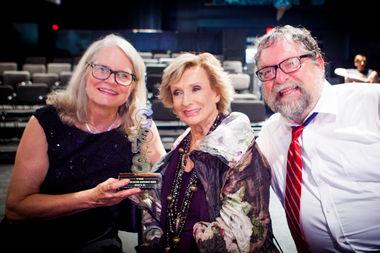 2016 cloris awards cyndi pedersen cloris john busbee